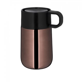 WMF Travel Mug Thermobecher 0,3 liter Impulse kupfer 0690636600